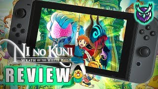 Ni No Kuni: Wrath of the White Witch Switch Review - Still Gorgeous? (Video Game Video Review)