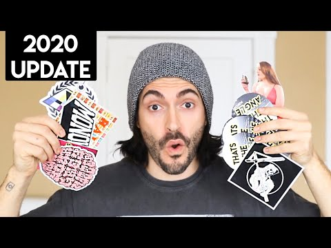 How To Make Pro-Quality WATERPROOF STICKERS (2020 Updated)