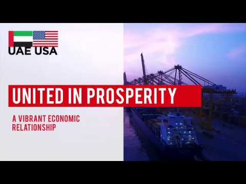 A Vibrant Economic Relationship Between the UAE and the US