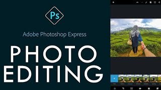 Adobe Photoshop Express For Android (APK) 2020