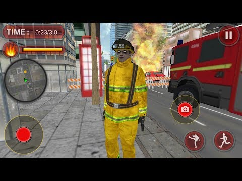 NY City Real FireFighter Sim 2017 - Rescue Mission Android Gameplay HD