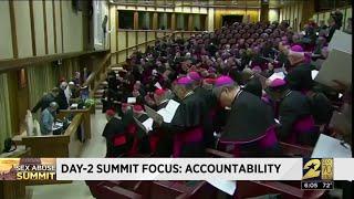 Day-2 summit focus: Accountability