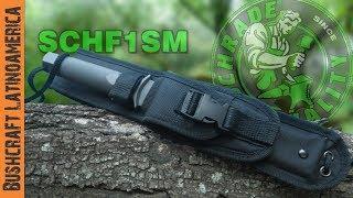 Revisión del Cuchillo de Supervivencia SCHF1SM