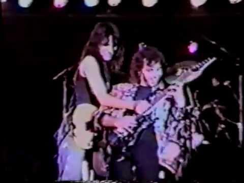 Joe Satriani & Steve Vai - Satch Boogie (Live 1988)