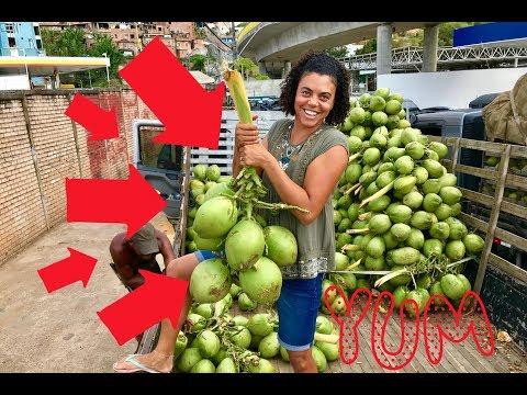 Brazilian Coconut Tips and Tricks