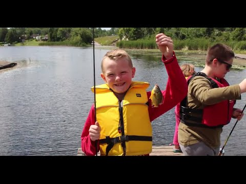 LEARN TO FISH: Free Fishing Lessons In Ontario
