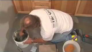 The Tile Shop Diy: Tile Kitchen Installation (part 1 Of 3)