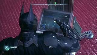 Batman Arkham Knight - Batmobile Tank & Founder