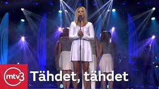Krista Siegfrids - Lumi teki enkelin eteiseen | Tähdet, tähdet | MTV3