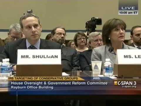 Dem Congressman: If IRS Continues To Dodge Questions, Will Lead to Special Prosecutor