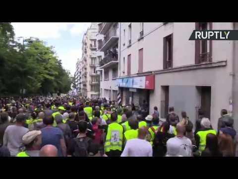 Acte 31 : les Gilets jaunes de nouveau mobilisés à Paris