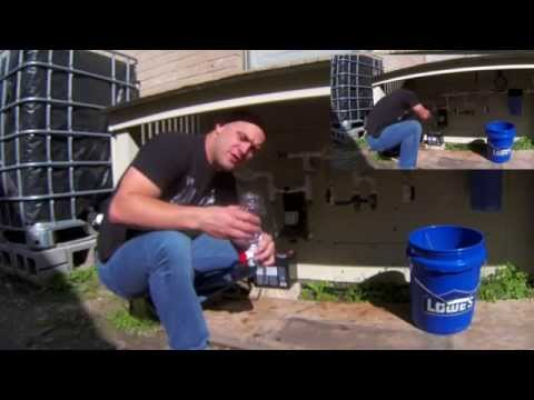 How to Clean Water Purification Board