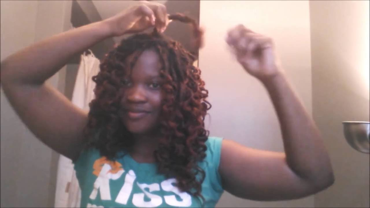 How to curl synthetic braids youtube pmusecretfo Image collections