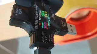 45W 삼성정품충전기 TEST 영상  노트10+