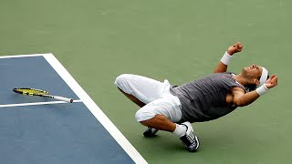 Andre Agassi vs. Rafael Nadal (2005 Rogers Cup - Montreal Final)