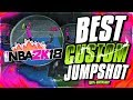BEST GREEN RELEASE JUMPSHOT-ON NBA 2K18 AFTER PATCH 4!!!