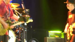 Neil Young - Who's gonna stand up and save the earth - Lokeren 05 august 2014