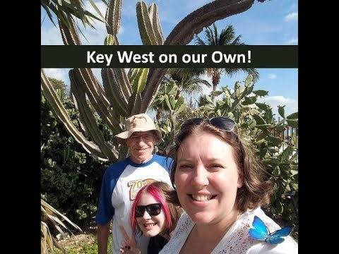 Key West Garden Club & Exploring the Cemetery 🌸 Celebrity Summit Cruise Vlogs [ep14]