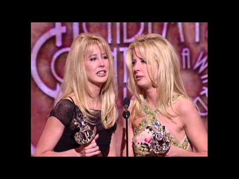 The Kinleys Win Top New Vocal Group - ACM Awards 1998