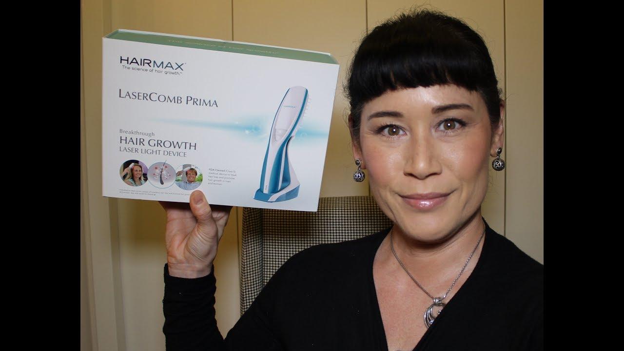 Hair Loss Concerns Hairmax Prima 9 Review