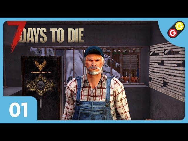 7 Days to Die - Let's Play 2 #01 De retour sur 7 Days to Die ! [FR]