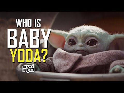 The Mandalorian Baby Yoda Explained Who The New Star Wars Character Is Why The Empire Wants It Youtube