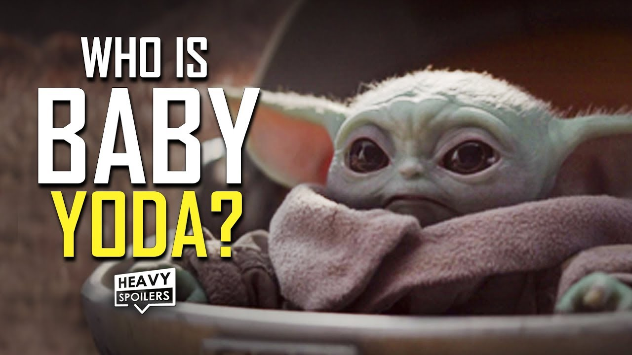 Baby Yoda Has The Force On 'The Mandalorian' & It Makes For One ...