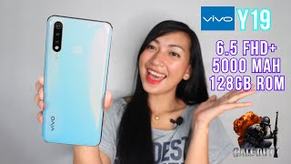 Vivo Y19   Unboxing & Review(cod,asphalt,battery,camera,heating & Antutu)