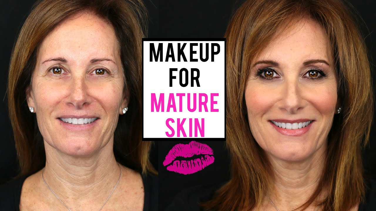 Cosmetics For Mature Skin