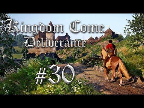 Kingdom Come Deliverance Gameplay German #30 - Kingdom Come Deliverance PS4