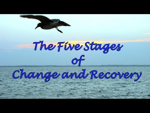 The Five Stages Of Change And Recovery