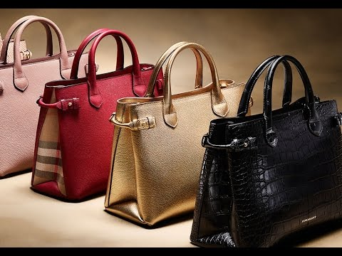 0fffc9925650 10 Best Selling Handbags brands - 2017 - YouTube