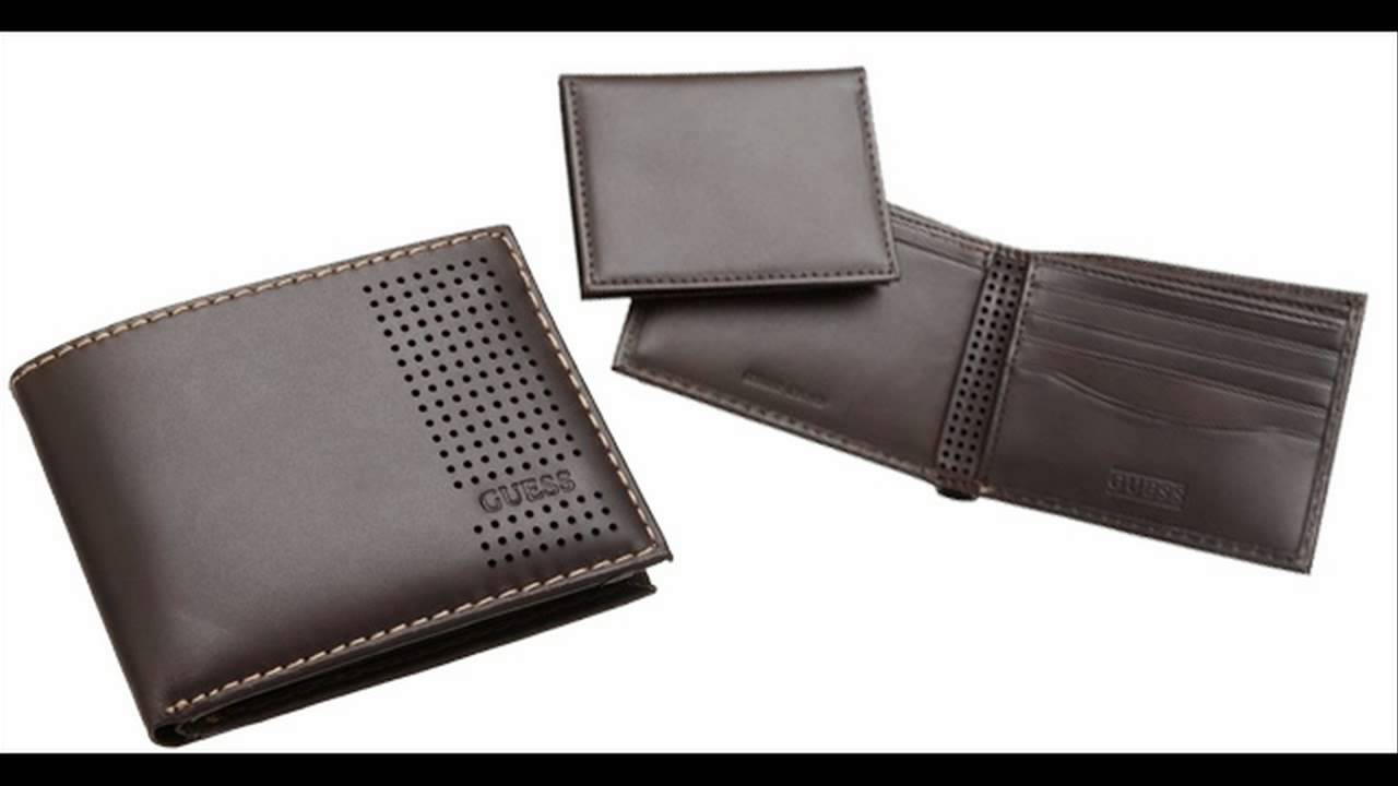 10 Best And Beautiful Guess Men s Wallets - YouTube 8c9bb50250