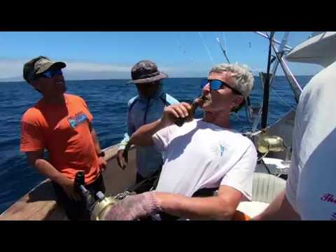 Cape Verde Blue Marlin Video Report [2018: May 9th-14th]. Fish Up To 750+ Lbs!
