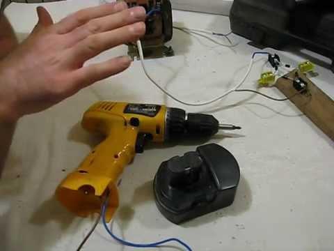 Как сделать шуруповёрт от сети 220в своими руками: переделка с