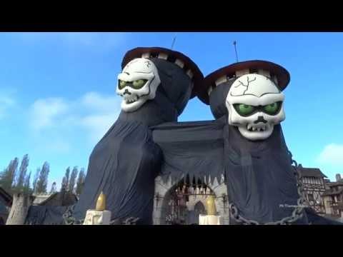 Halloween au Parc Astérix (27-10-2014)  part 1