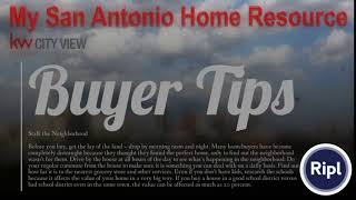 Stalk the Neighborhood - My San Antonio Home Resource