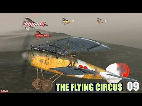 """IL 2 Sturmovik 1946 BAT Mod """"The flying circus"""" Campaign JG1 Aircraft Mission 9"""