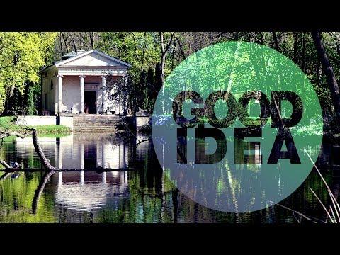 Arkadia: raj na ziemi w samym środku Polski? | Architecture is a good idea