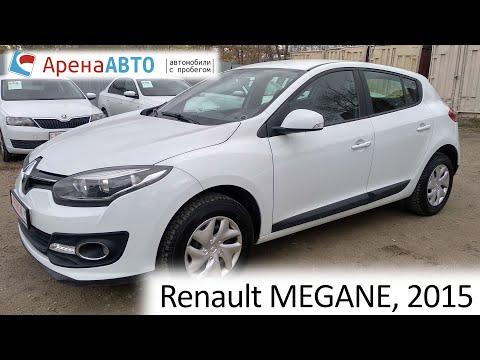Renault MEGANE, 2015