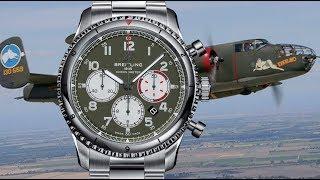 Breitling Aviator 8 B01 Chrono…
