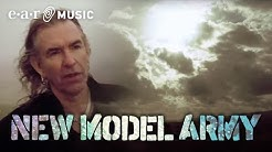 "New Model Army ""Never Arriving"" Official Music Video - New album ""From Here"" out 23rd August, 2019"