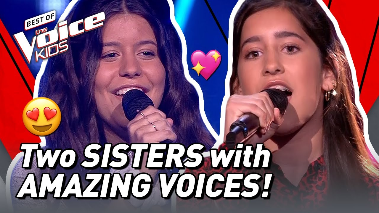 Download Talented SISTERS get an ALL-CHAIR TURN in The Voice Kids! 😍  The Voice Stage #41