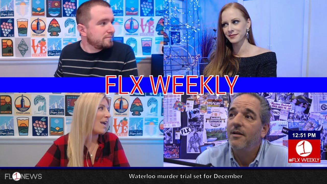 Parades, pumpkins and cold for your October weekend ahead .::. FLX Weekly with Jessica Lahr 10/24/18