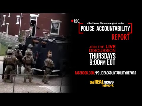 Militarized Police Attack Man Who Filmed Controversial Arrest