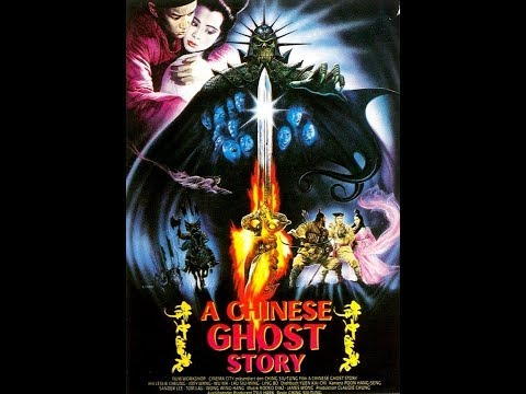 Week 211: D Bourgie86 reviews A Chinese Ghost Story (1987)