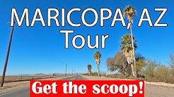 Maricopa, AZ | Living in Phoenix Arizona Suburbs Maricopa, Arizona