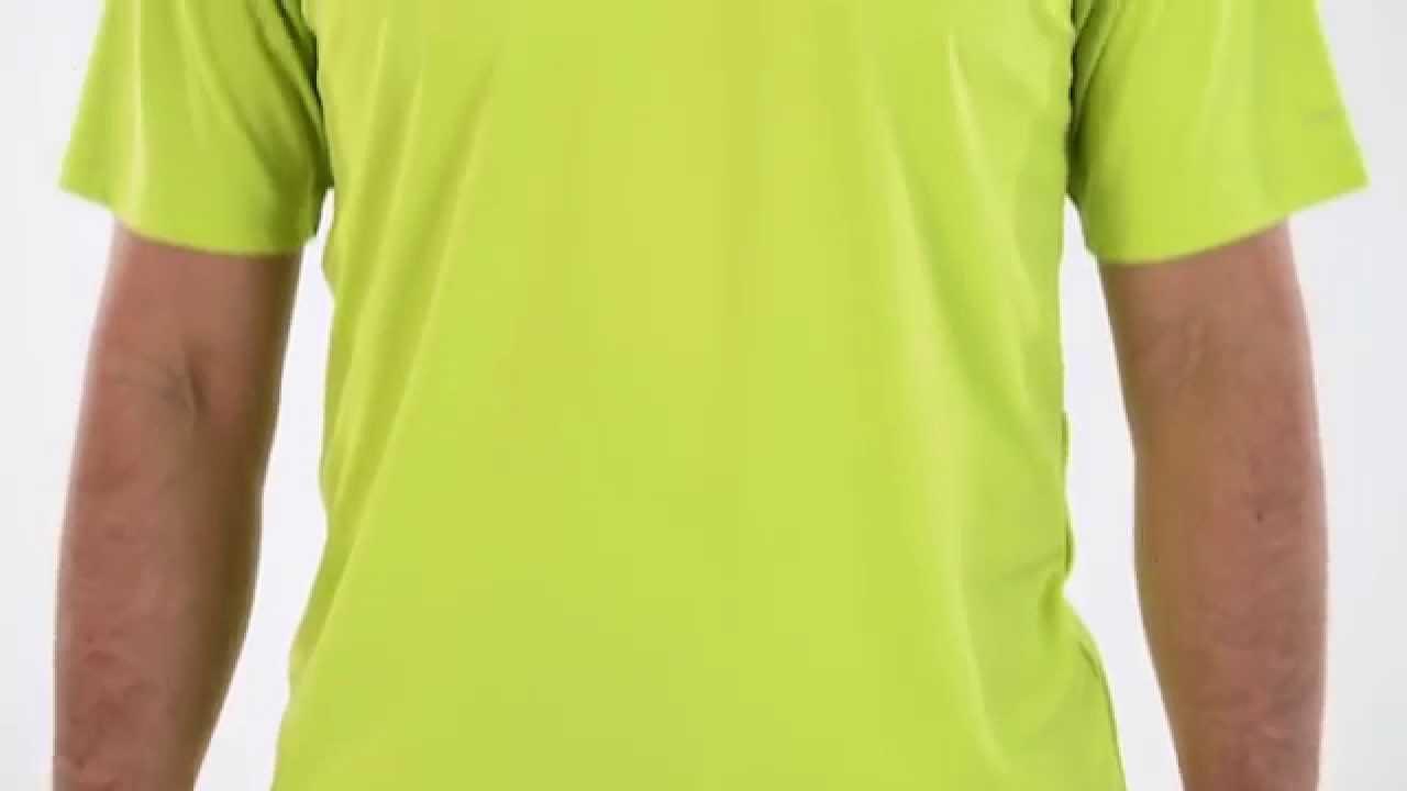 e538ea646cb Columbia Sportswear | Spring '14 Men's ZERO Rules Short Sleeve Shirt -  YouTube