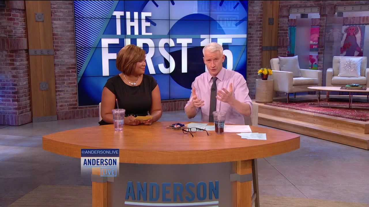 Sunny Anderson the first 15' with sunny anderson - youtube