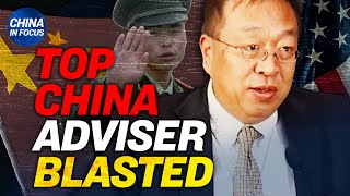 China is greatest threat to world order: UK; Top US-China adviser kicked out of family clan